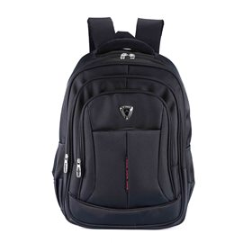 Ericdress Office Plain Polyester Backpack Laptop Bags