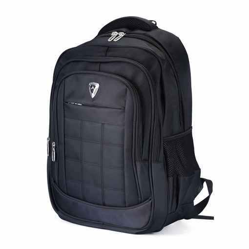 Ericdress Plain Office Polyester Backpack Laptop Bags