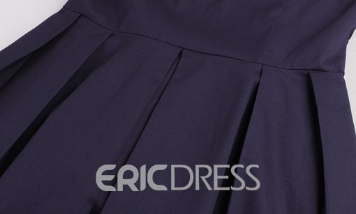 Ericdress Lace A Line Short Sleeve Cocktail Dress
