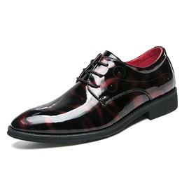 Ericdress Round Toe Low-Cut Upper Men's Dress Shoes