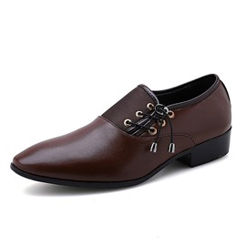 Ericdress Elastic Band Low-Cut Upper Men's Oxfords