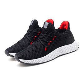Ericdress Mesh Lace-Up Low-Cut Upper Men's Athletic Shoes