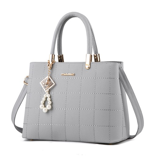 Ericdress Plain Thread Square Tote Bags