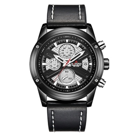 ericdress business analog montres pour hommes