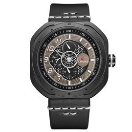 Ericdress Sport Square Outdoor Alloy Men Watch