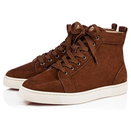 Ericdress Plain Lace-Up High-Cut Upper Men's Casual Shoes