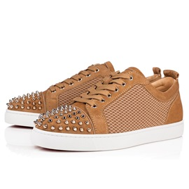Ericdress Rivet Patchwork Low-Cut Upper Men's Shoes