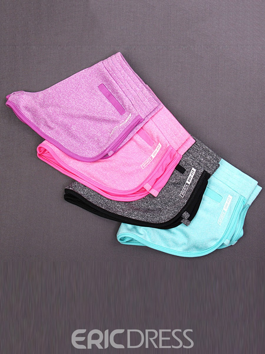 Ericdress Women Patchwork Color Block Quick Dry Sleeveless Yoga Sports Sets