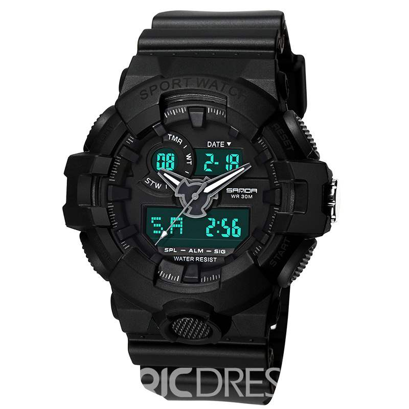 Ericdress Sport Electronic Men's Watch