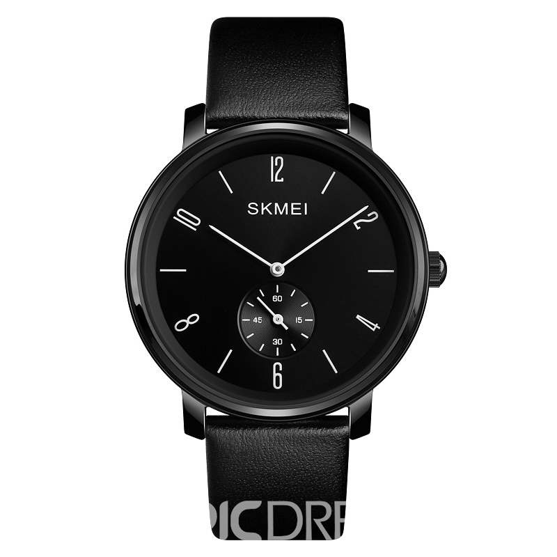 Ericdress Leather Quartz Watch