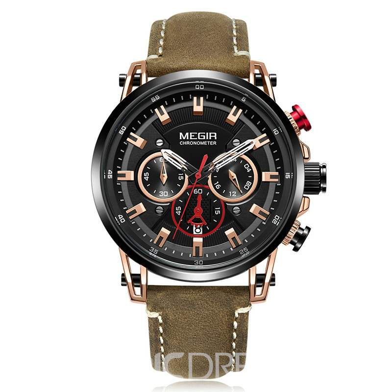 Ericdress Sport Outdoor Alloy Men Watch