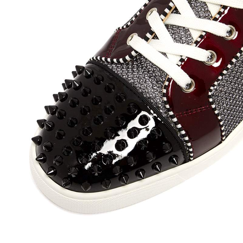 Ericdress Rivet Patchwork High-Cut Upper Men's Shoes