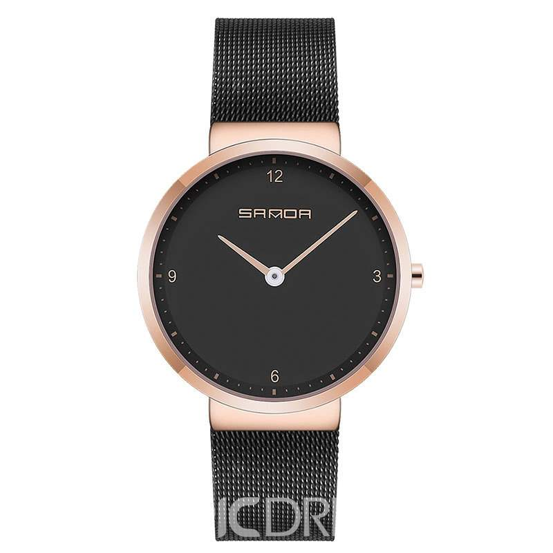 Ericdress New Fashion Thin Steel Belt Men Watch