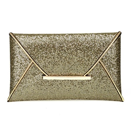 Ericdress PU Envelope Banquet Clutches & Evening Bag