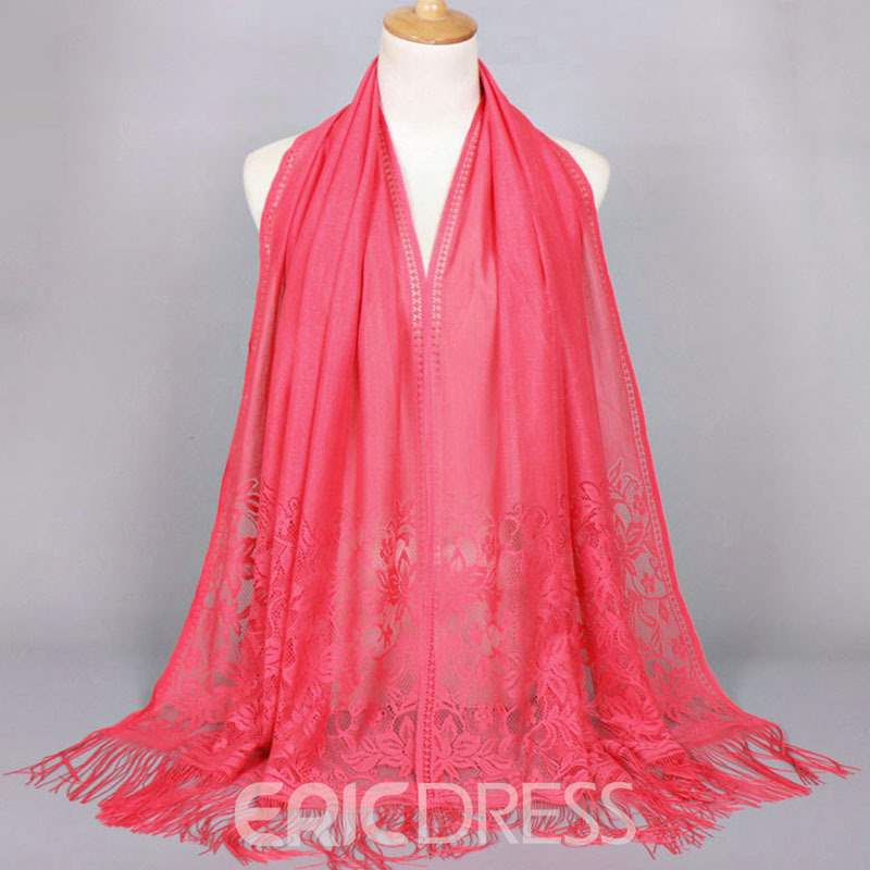 Ericdress Pure Color Fall Women Scraf