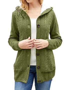 Ericdress Hooded Regular Loose Fall Sweaters