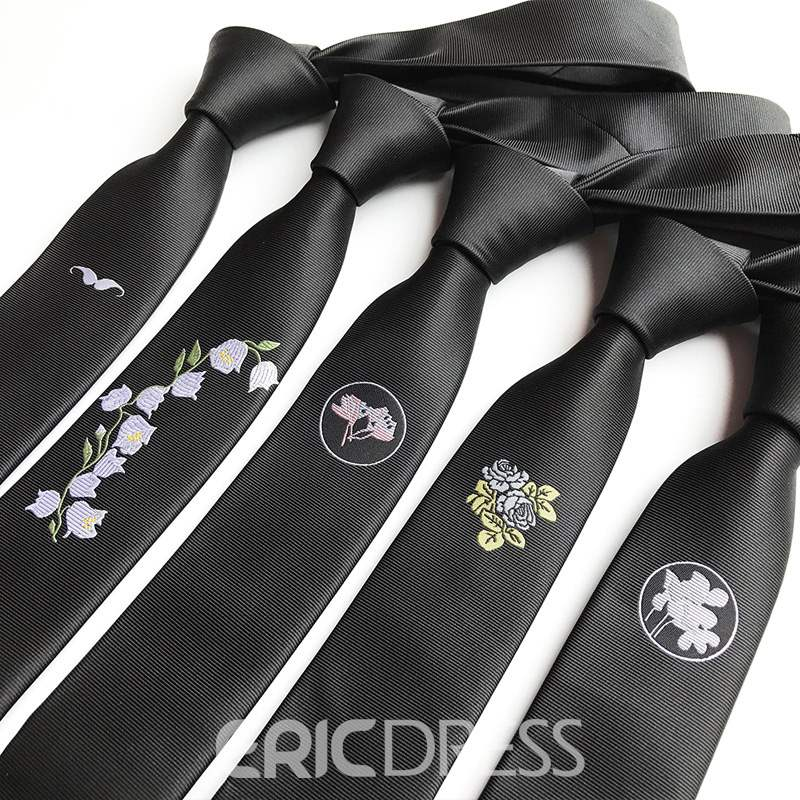 Ericdress Stitchwork Men Tie