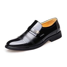 Ericdress Low-Cut Upper Round Toe Men's Oxfords