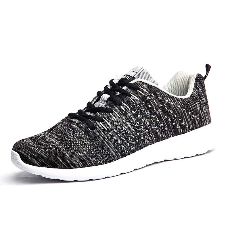 Ericdress Mesh Round Toe Low-Cut Upper Men's Athletic Shoes