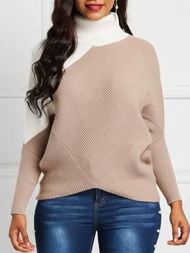 Ericdress Thin Asymmetric Wrapped Fall Slim Sweater