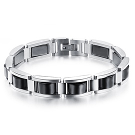 Ericdress Grid Fashion Men's Bracelets
