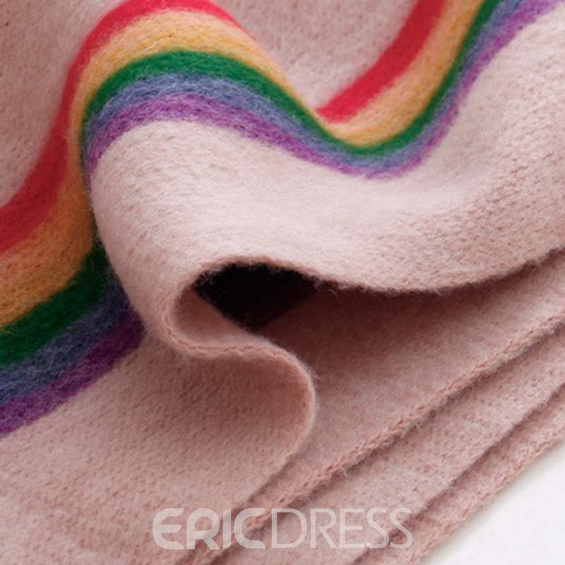 Ericdress Iridescence New Style Warm Scarf