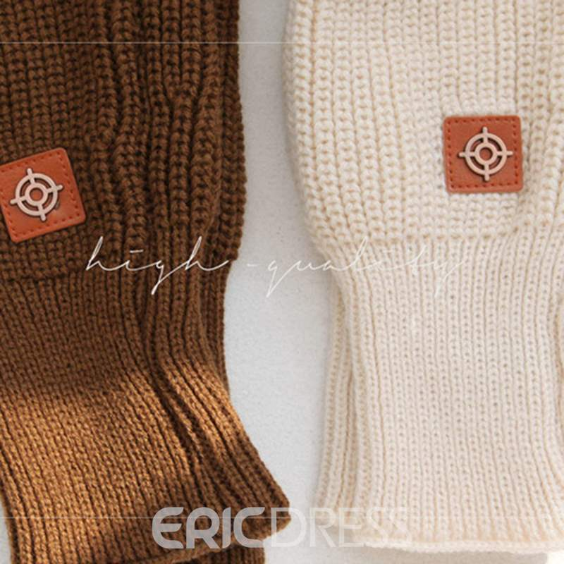 Ericdress Sleeve Warm Winter Scarf