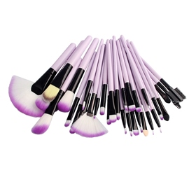 Ericdress Purple Cosmetic Brush