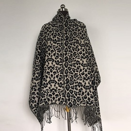Ericdress Leopard Printing Scarf