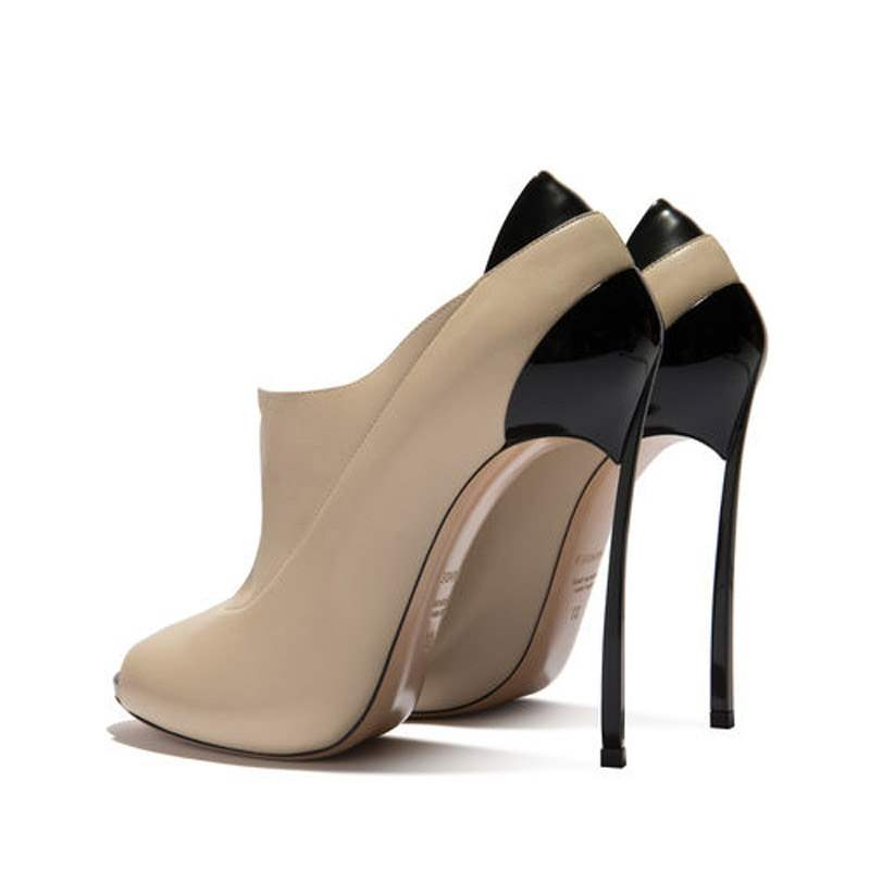 Ericdress Peep Toe Slip-On Stiletto Heel Women's Pumps