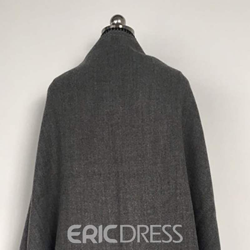 Ericdress Pure Color Winter Warm Scarf