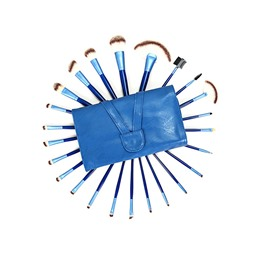 Ericdress Royal Blue Cosmetic Brush