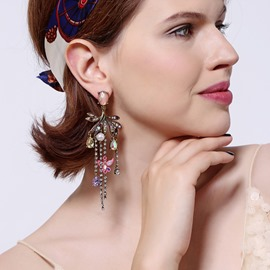 Ericdress Retro Luxury Earrings