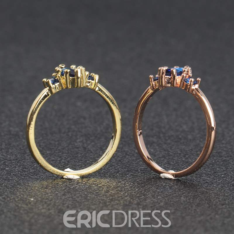 ericdress retro maria anillo