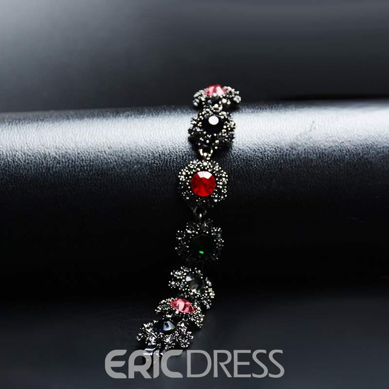 Ericdress Vintage Diamante Fashion Bracelets