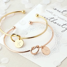 Ericdress Monogram Fashion Bracelets