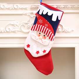 Ericdress Creative Christmas Sock Gift Bag