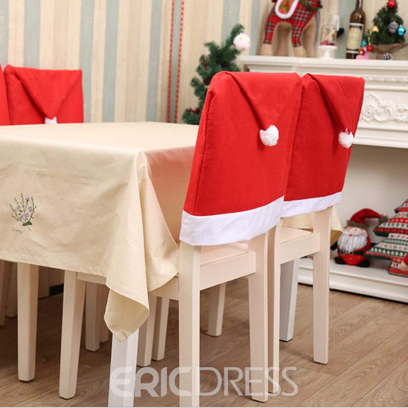 Ericdress Christmas Chair Cover