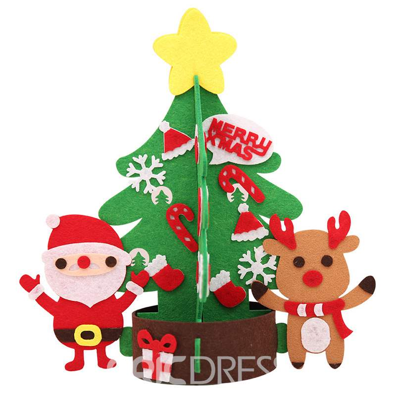 Ericdress Christmas Decoration Supplies Children's Festival Creative DIY
