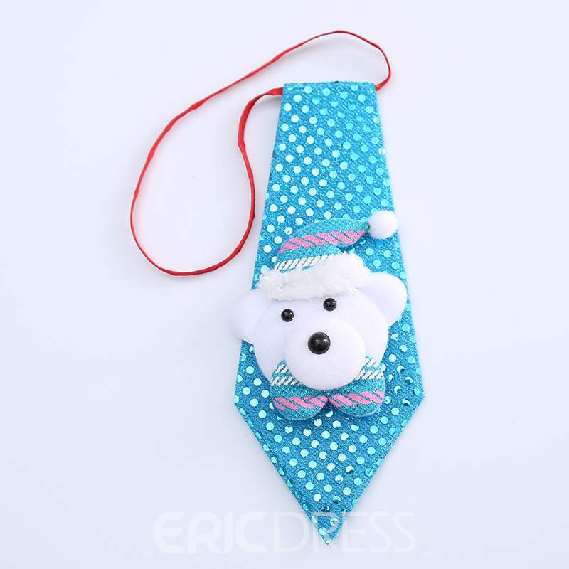 Ericdress Mini Christmas Tie