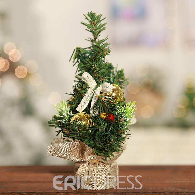 Ericdress Mini Christmas Tree Small Christmas Tree