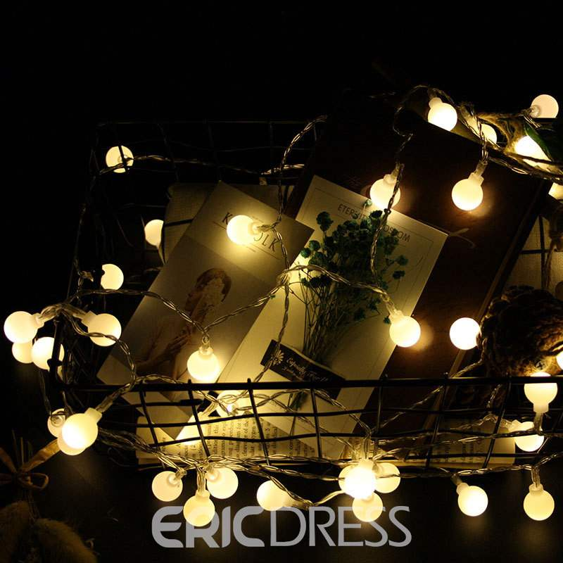 Ericdress Garden Wedding Christmas Lights Star String