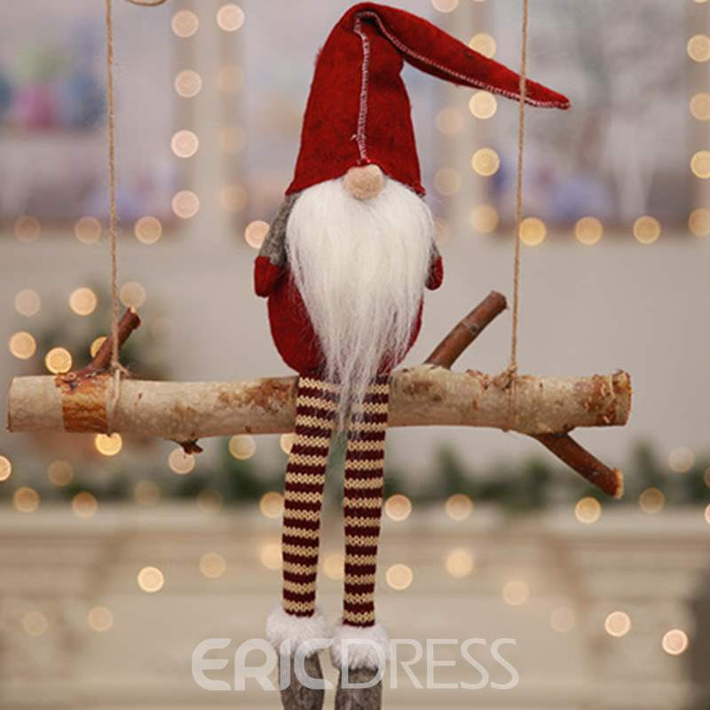 Ericdress Christmas Decorate Pendant Doll
