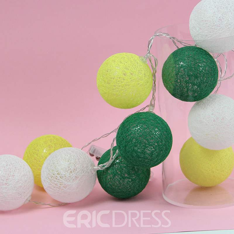 Ericdress Colorful LED Decorate Room Light