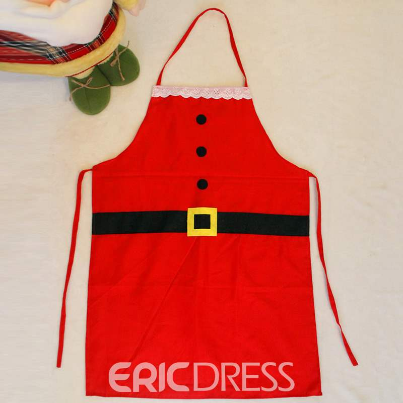 Ericdress Christmas Apron Family Party Supplies