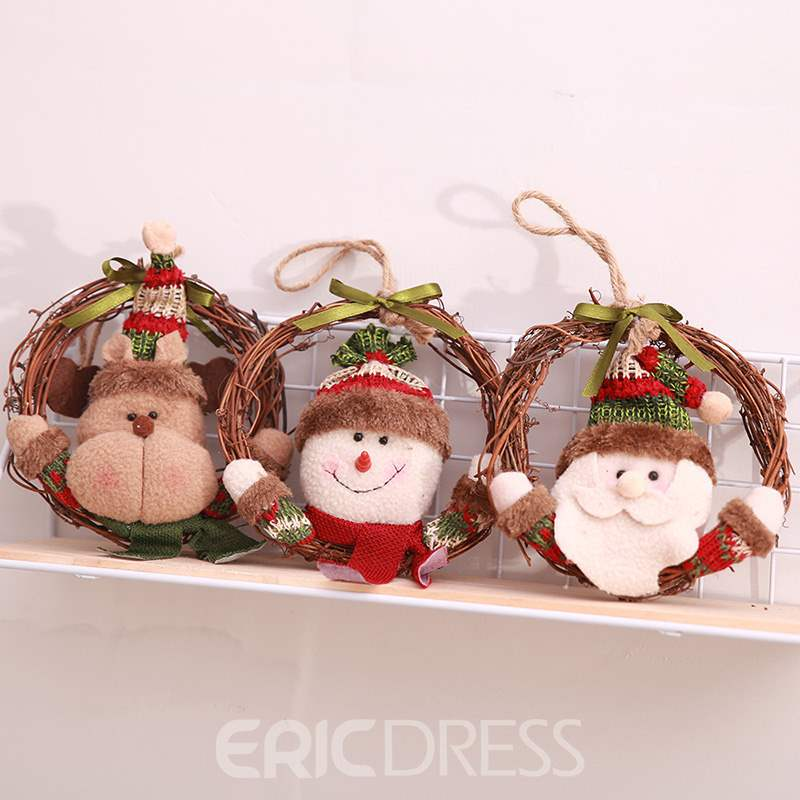 Ericdress Garlands Christmas Tree Ornaments