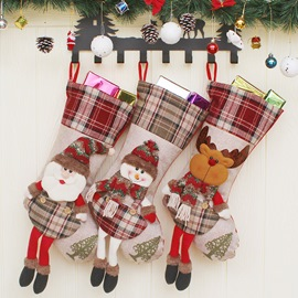 Ericdress Christmas Stockings Gift Bag