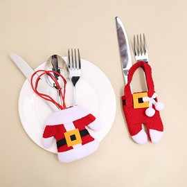 Ericdress Christmas Knife and Fork Set