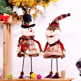 Ericdress Christmas Doll Decoration