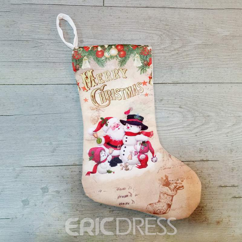 Ericdress Christmas Stocking